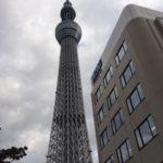 東京スカイツリーの車寄せと最適な待機場所を教えます