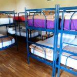 ハイヤー会社には宿泊施設がある